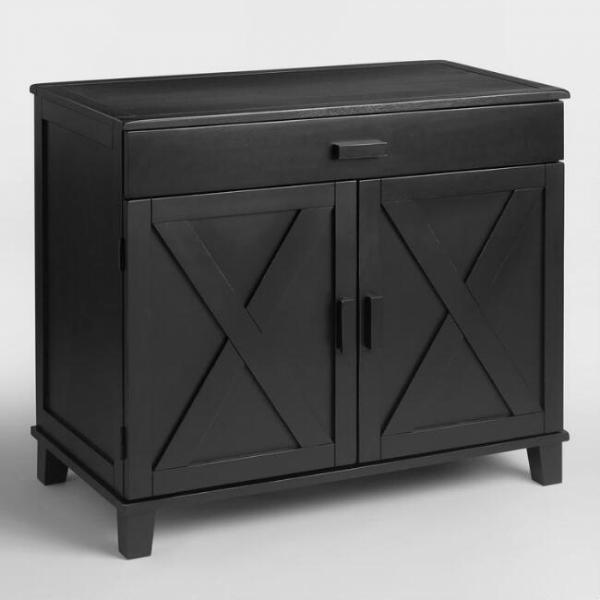 Шкаф  в стиле лофт Black 12
