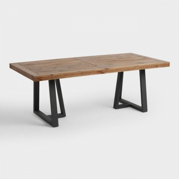Стол в стиле лофт 01