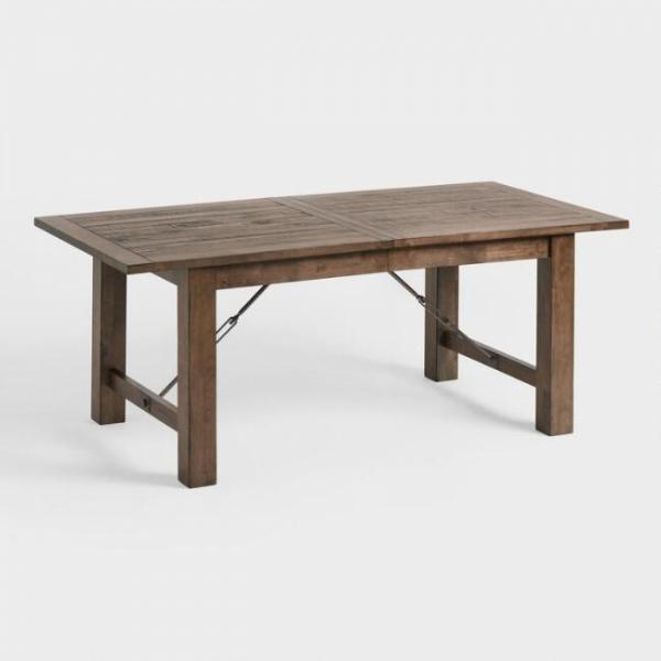 Стол в стиле лофт 02