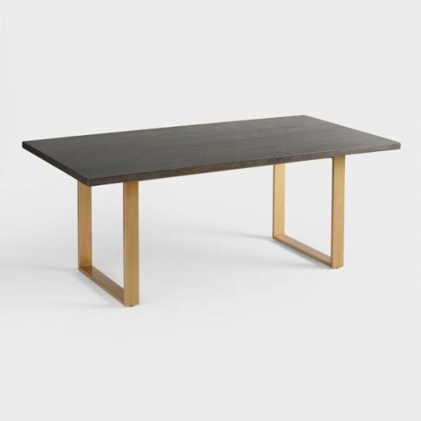 Стол в стиле лофт 03