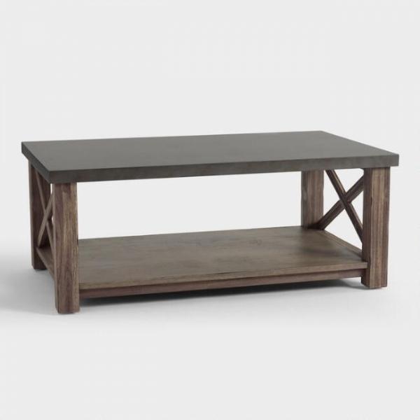 Стол в стиле industrial loft 06