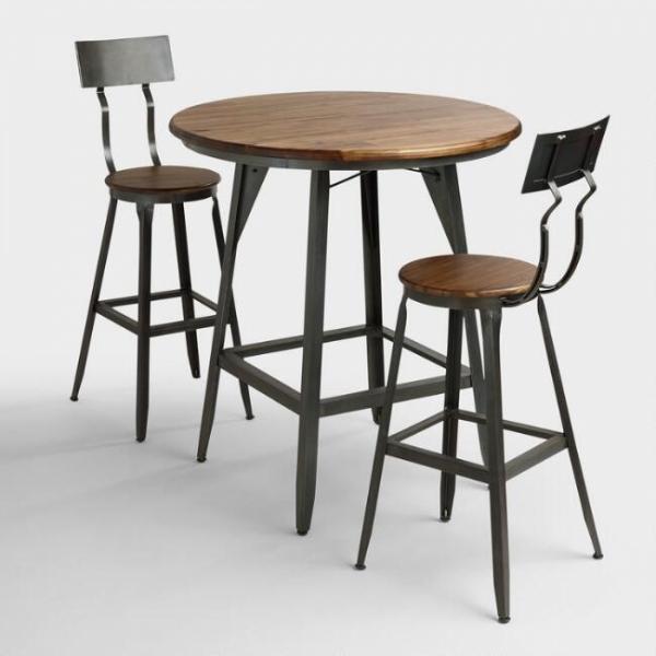 кофейный столик лофт 01