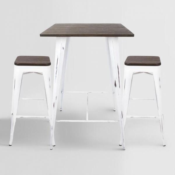 кофейный столик лофт 02