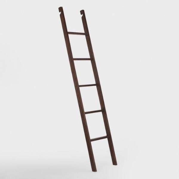 Шкаф  лофт с лестницей 01
